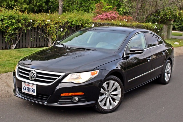 2009 Volkswagen CC SPORT AUTOMATIC 95K MILES HEATED STS ALLOY WHLS Woodland Hills, CA 47