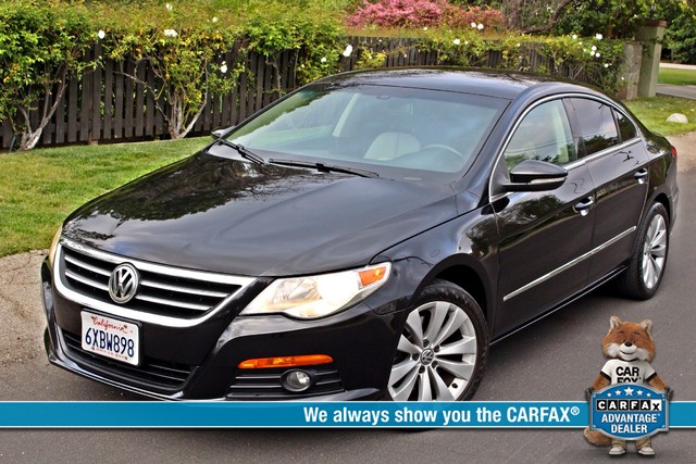 2009 Volkswagen CC SPORT AUTOMATIC 95K MILES HEATED STS ALLOY WHLS Woodland Hills, CA 0