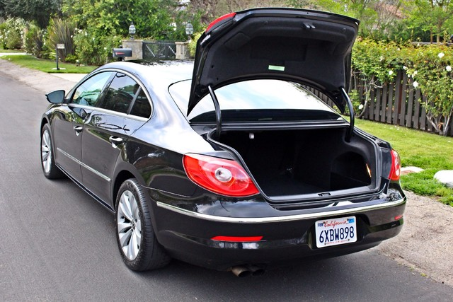 2009 Volkswagen CC SPORT AUTOMATIC 95K MILES HEATED STS ALLOY WHLS Woodland Hills, CA 41