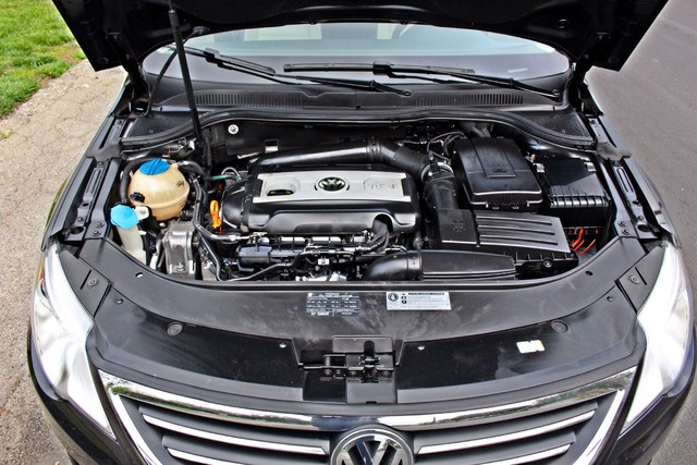 2009 Volkswagen CC SPORT AUTOMATIC 95K MILES HEATED STS ALLOY WHLS Woodland Hills, CA 37