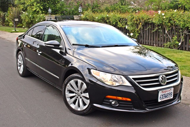 2009 Volkswagen CC SPORT AUTOMATIC 95K MILES HEATED STS ALLOY WHLS Woodland Hills, CA 53