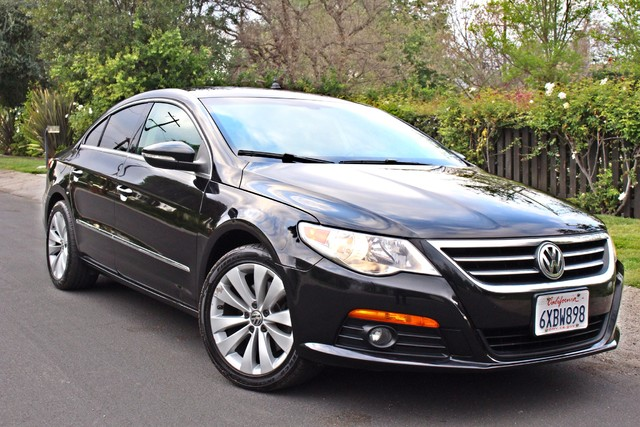 2009 Volkswagen CC SPORT AUTOMATIC 95K MILES HEATED STS ALLOY WHLS Woodland Hills, CA 6