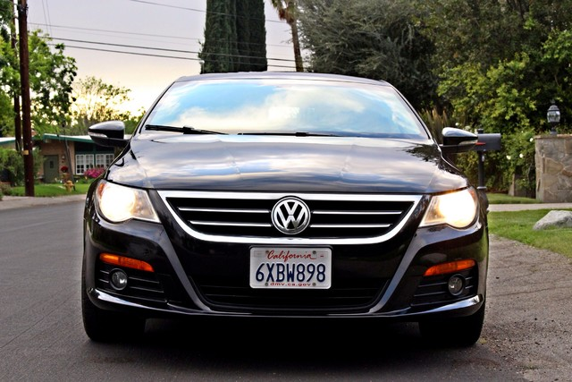 2009 Volkswagen CC SPORT AUTOMATIC 95K MILES HEATED STS ALLOY WHLS Woodland Hills, CA 7