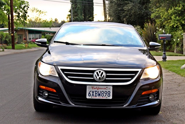 2009 Volkswagen CC SPORT AUTOMATIC 95K MILES HEATED STS ALLOY WHLS Woodland Hills, CA 48