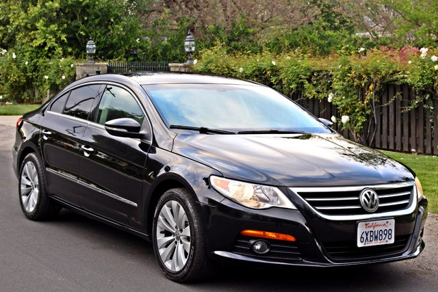2009 Volkswagen CC SPORT AUTOMATIC 95K MILES HEATED STS ALLOY WHLS Woodland Hills, CA 56
