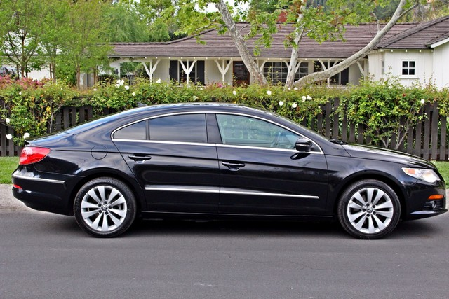 2009 Volkswagen CC SPORT AUTOMATIC 95K MILES HEATED STS ALLOY WHLS Woodland Hills, CA 55