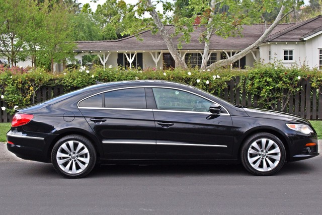2009 Volkswagen CC SPORT AUTOMATIC 95K MILES HEATED STS ALLOY WHLS Woodland Hills, CA 5