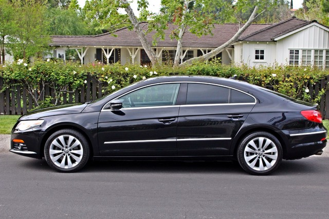 2009 Volkswagen CC SPORT AUTOMATIC 95K MILES HEATED STS ALLOY WHLS Woodland Hills, CA 1