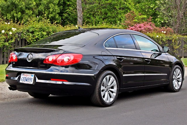 2009 Volkswagen CC SPORT AUTOMATIC 95K MILES HEATED STS ALLOY WHLS Woodland Hills, CA 4