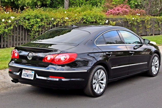 2009 Volkswagen CC SPORT AUTOMATIC 95K MILES HEATED STS ALLOY WHLS Woodland Hills, CA 54
