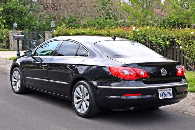 2009 Volkswagen CC SPORT AUTOMATIC 95K MILES HEATED STS ALLOY WHLS Woodland Hills, CA 2
