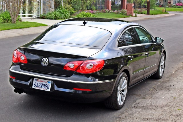 2009 Volkswagen CC SPORT AUTOMATIC 95K MILES HEATED STS ALLOY WHLS Woodland Hills, CA 52