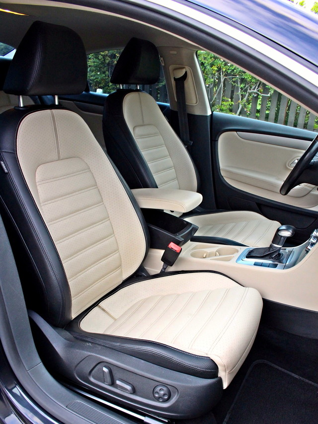 2009 Volkswagen CC SPORT AUTOMATIC 95K MILES HEATED STS ALLOY WHLS Woodland Hills, CA 28