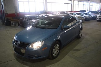 2009 Volkswagen Eos Komfort Richmond Hill, New York