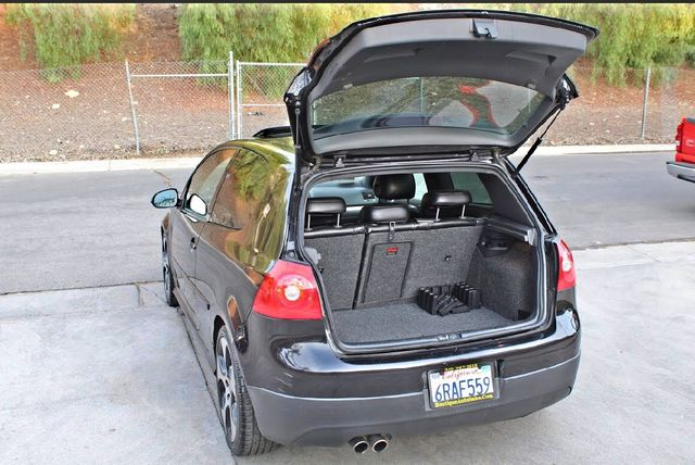 2009 Volkswagen GTI HATCHBACK DSG AUTOMATIC SUNROOF LEATHER SERVICE RECORDS XENON Woodland Hills, CA 12