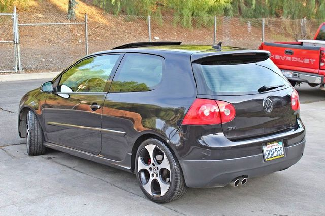 2009 Volkswagen GTI HATCHBACK DSG AUTOMATIC SUNROOF LEATHER SERVICE RECORDS XENON Woodland Hills, CA 28