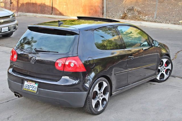 2009 Volkswagen GTI HATCHBACK DSG AUTOMATIC SUNROOF LEATHER SERVICE RECORDS XENON Woodland Hills, CA 6