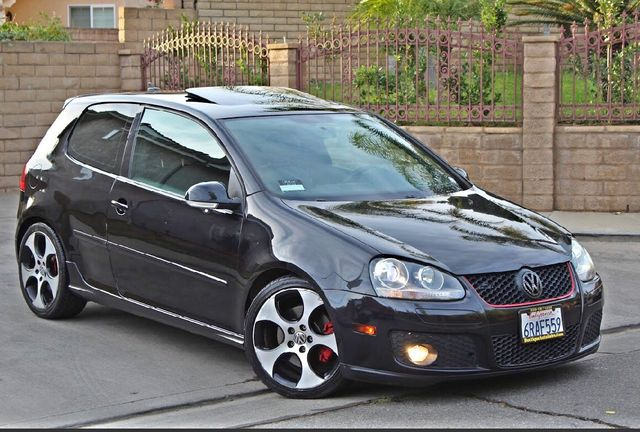 2009 Volkswagen GTI HATCHBACK DSG AUTOMATIC SUNROOF LEATHER SERVICE RECORDS XENON Woodland Hills, CA 26