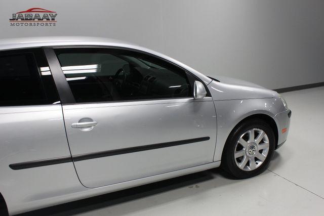 2009 Volkswagen Rabbit S Merrillville, Indiana 35