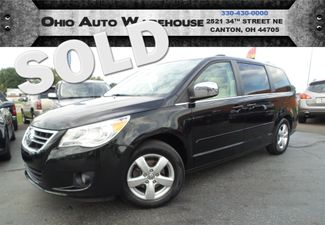 2009 Volkswagen Routan SEL Navi Sunroof Tv/DVD Cln Carfax We Finance  | Canton, Ohio | Ohio Auto Warehouse LLC in  Ohio