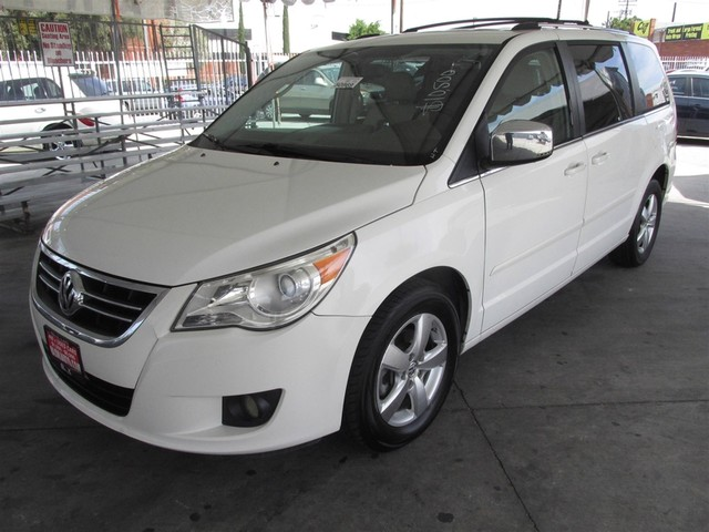 2009 Volkswagen Routan SEL Premium This particular Vehicle comes with 3rd Row Seat Please call or