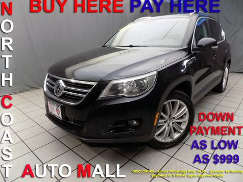 2009 Volkswagen Tiguan SEL As low as $999 DOWN in Cleveland, Ohio