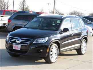 2009 Volkswagen Tiguan in Des Moines Iowa