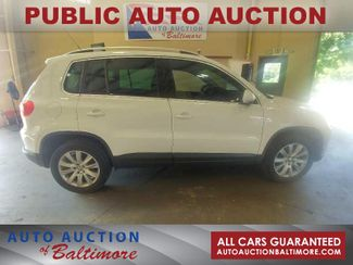 2009 Volkswagen Tiguan SE   JOPPA, MD   Auto Auction of Baltimore  in Joppa MD