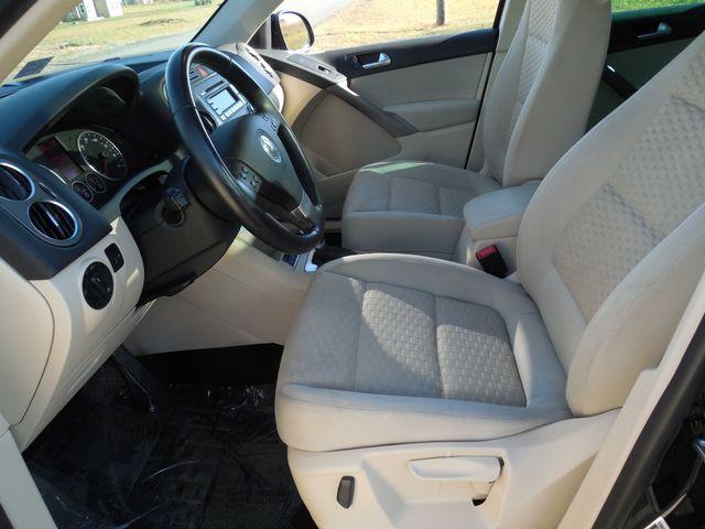 2009 Volkswagen Tiguan S Leesburg, Virginia 18