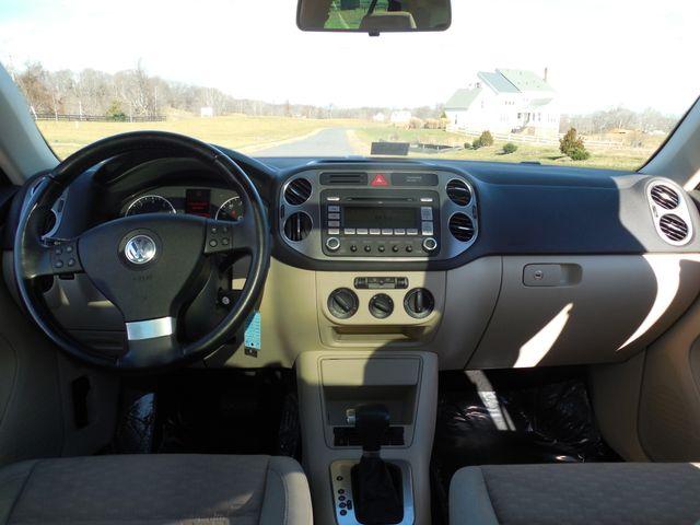 2009 Volkswagen Tiguan S Leesburg, Virginia 26