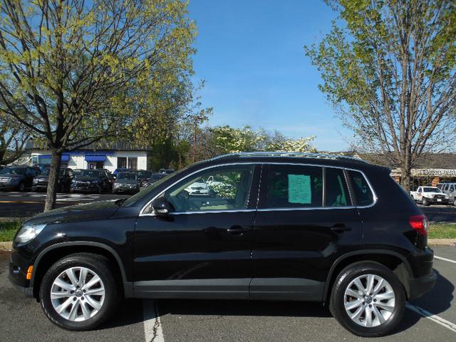 2009 Volkswagen Tiguan SE AWD Leesburg, Virginia 4