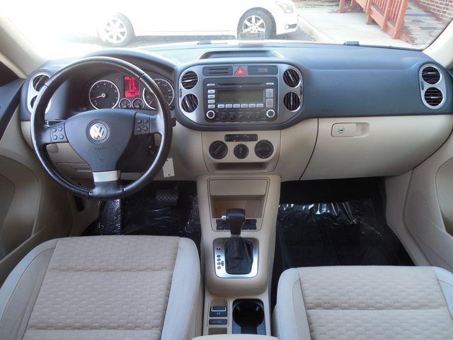 2009 Volkswagen Tiguan SE AWD Leesburg, Virginia 14