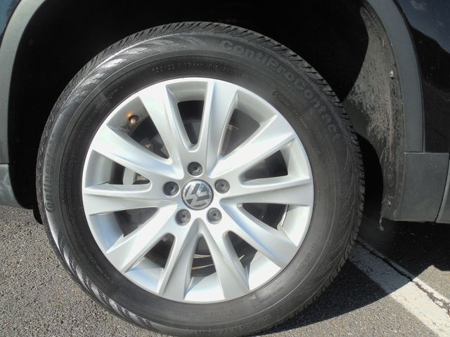 2009 Volkswagen Tiguan SE AWD Leesburg, Virginia 27