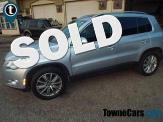 2009 Volkswagen Tiguan SE   Medina, OH   Towne Auto Sales in ohio OH