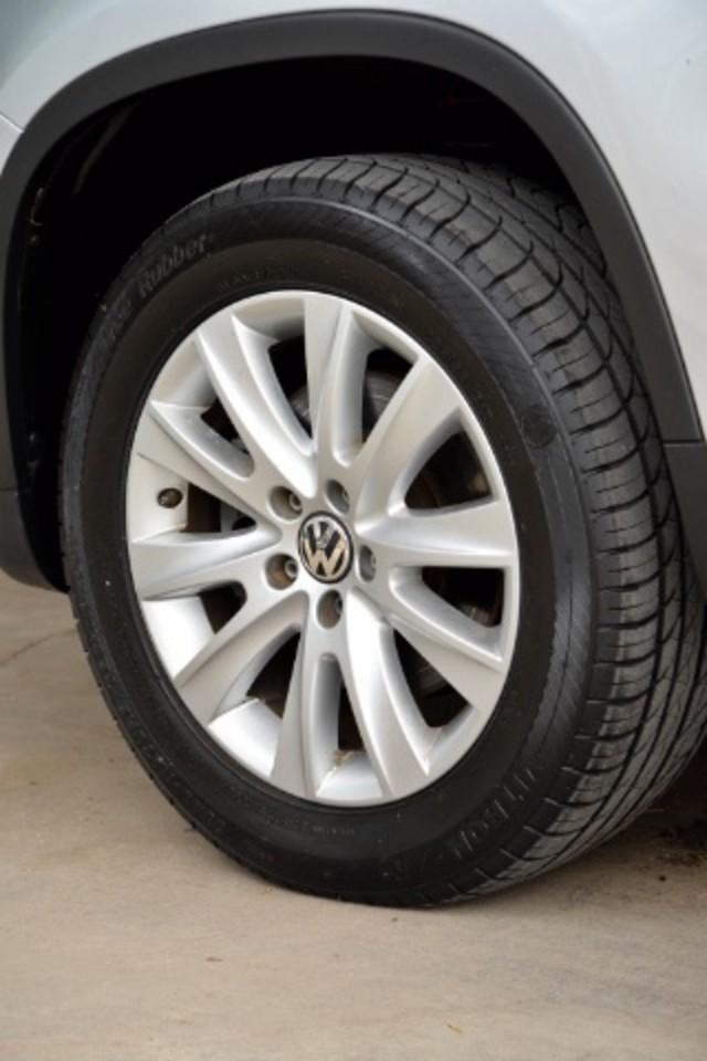 2009 Volkswagen Tiguan SE San Antonio , Texas 20
