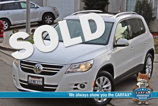 2009 Volkswagen TIGUAN SE 74K MLS 1-OWNER AUTOMATIC PANORAMIC ROOF NAVIGATION Woodland Hills, CA