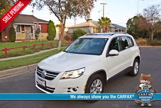 2009 Volkswagen TIGUAN SE AUTOMATIC ONLY 83K MLS ALLOY WHLS SUNROOF SERVICE RECORDS! Woodland Hills, CA