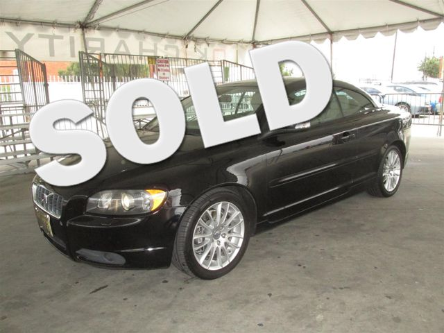 2009 Volvo C70 Please call or e-mail to check availability All of our vehicles are available fo