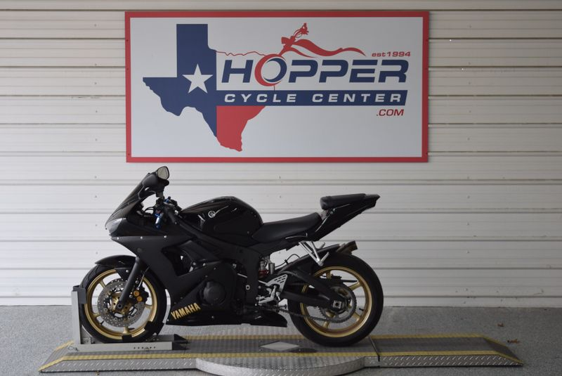 2009 Yamaha R6   city TX  Hopper Cycle Center  in , TX