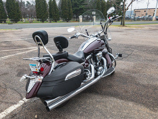 2009 Yamaha Stratoliner 1900 Mint Condition, Cruiser, Lots of Options Maple Grove, Minnesota 3