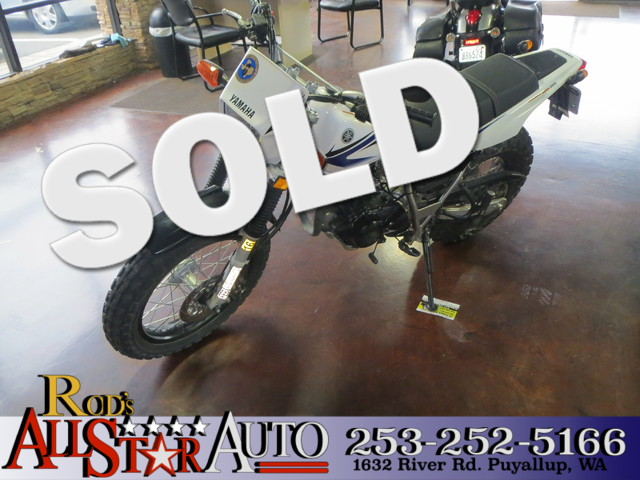 2009 Yamaha TW200 196cc Take the stress out of motorcycle buying at Rods All Star Auto After 25