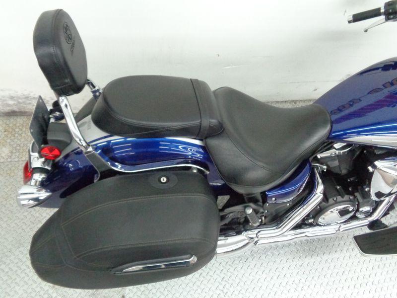 2009 Yamaha V-Star 1300T   Oklahoma  Action PowerSports  in Tulsa, Oklahoma