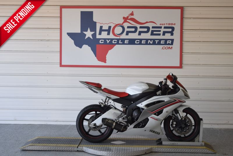 2009 Yamaha YZF-R6   city TX  Hoppers Cycles  in , TX