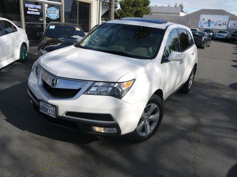 2010 Acura MDX Technology/Entertainment Pkg ((**AWD**))  in Campbell, CA
