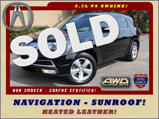 2010 Acura MDX Technology Pkg AWD - NAVIGATION-SUNROOF! Mooresville , NC