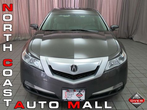 2010 Acura TL 4dr Sedan 2WD Tech in Akron, OH