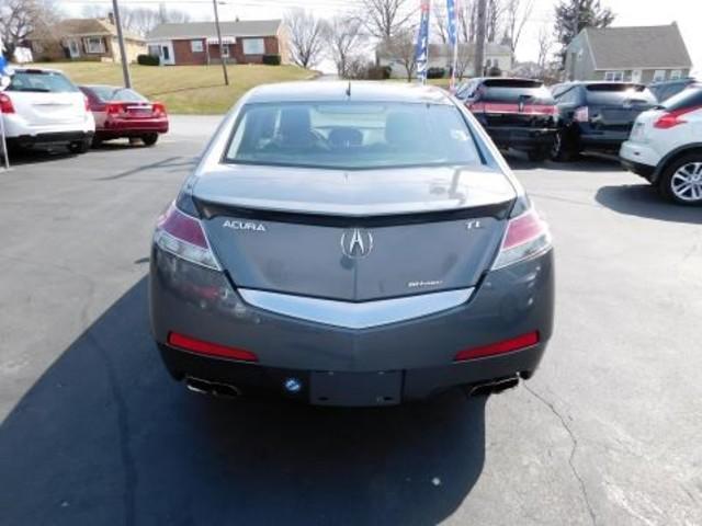 2010 Acura TL Tech Auto Ephrata, PA 4