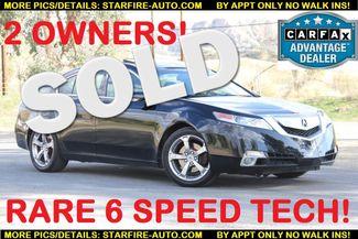 2010 Acura TL Tech Man Santa Clarita, CA