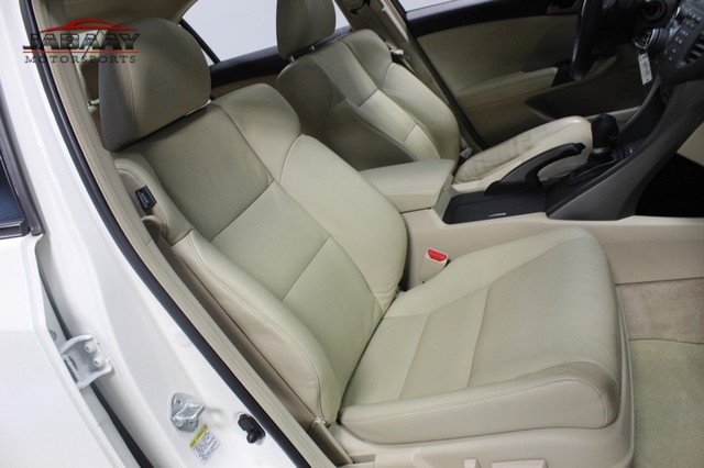 2010 Acura TSX Tech Pkg Merrillville, Indiana 14