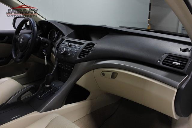 2010 Acura TSX Tech Pkg Merrillville, Indiana 16